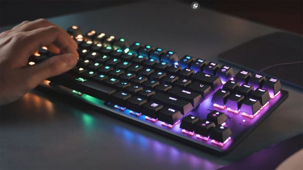 HyperX Introduces Alloy Origins Core Blue in Brazil with its new engine keyboard