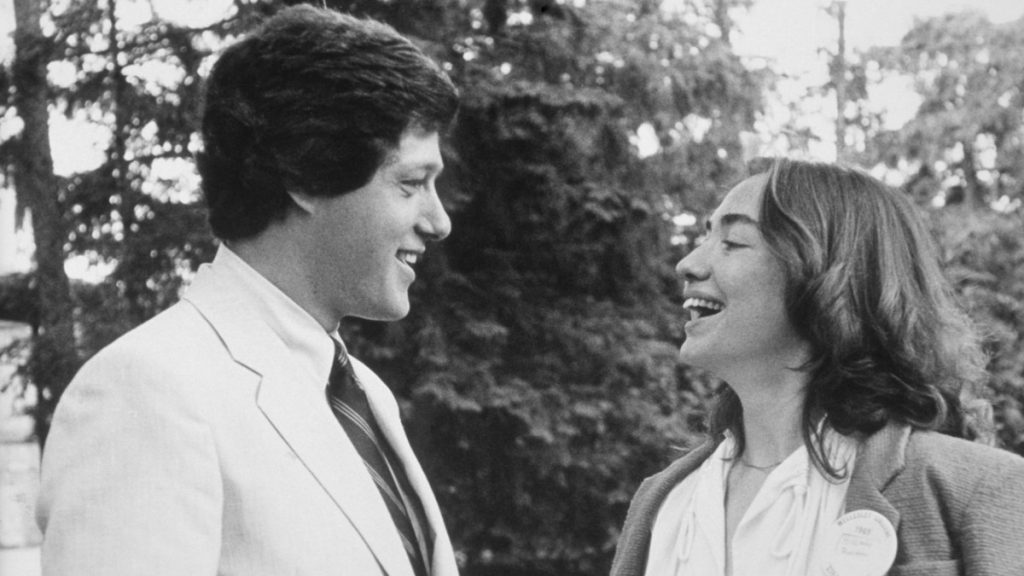 Review: Curtis Seittenfield's novel of Hillary Rodham.  - civilization