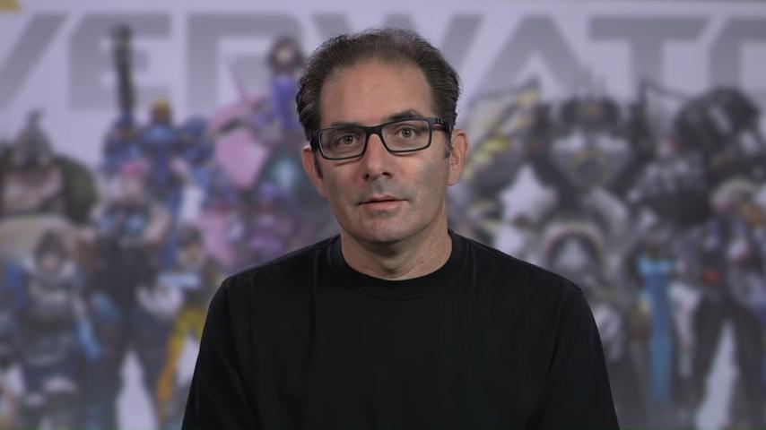 Director and Overwatch Ambassador Jeff Kabilan Announces Blizzard