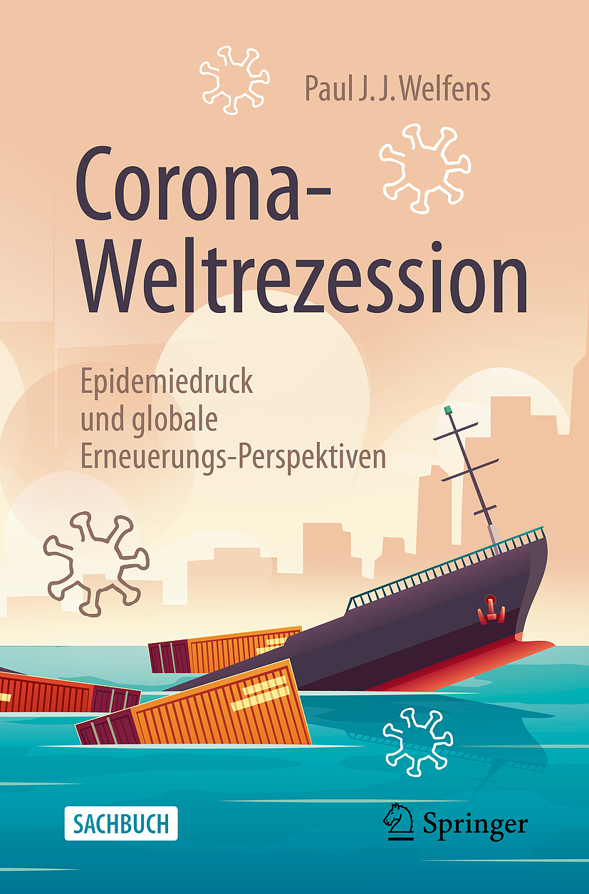"""Review of a book on the """"Corona Global Recession"""" - Spectrum of Science"""