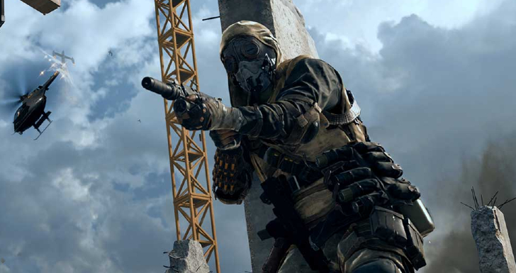 Call of Duty: Warson gets new map