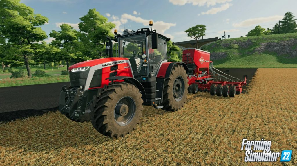 Agricultural Simulator 22 has been announced for 2021