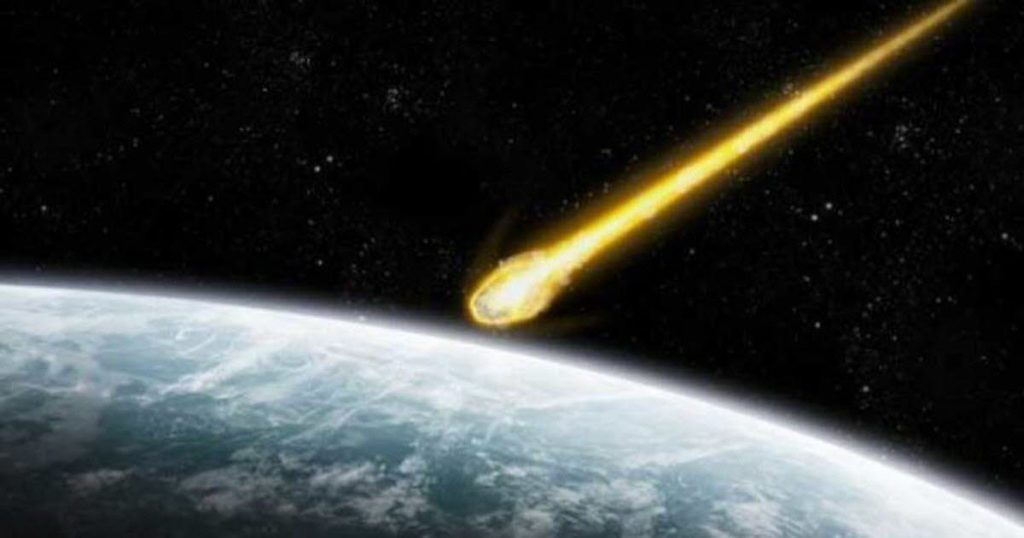 Astronomy.  Meteorite in the sky last night: We explain everything to you