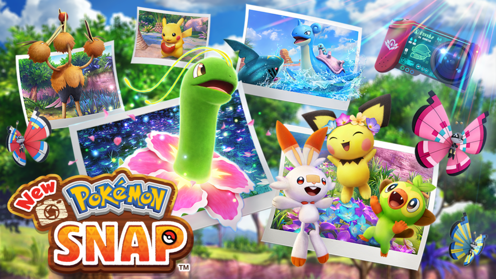 New Pokemon Snap Overview Trailer [Update] Nintendo Connect