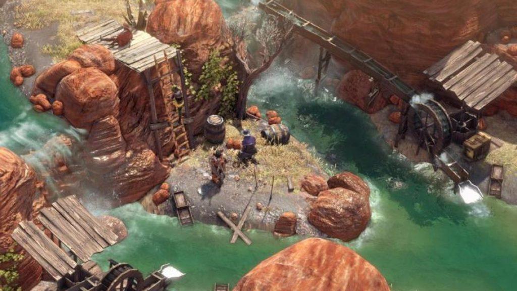 "Twice in the Wild West: ""Desperados III"" is ""the best German game"""