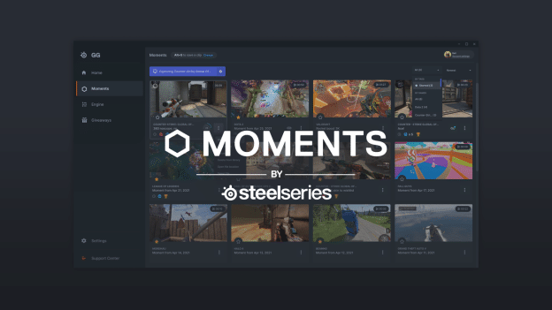 Steelseries Releases Capture Program - Share Your Gigi Moments
