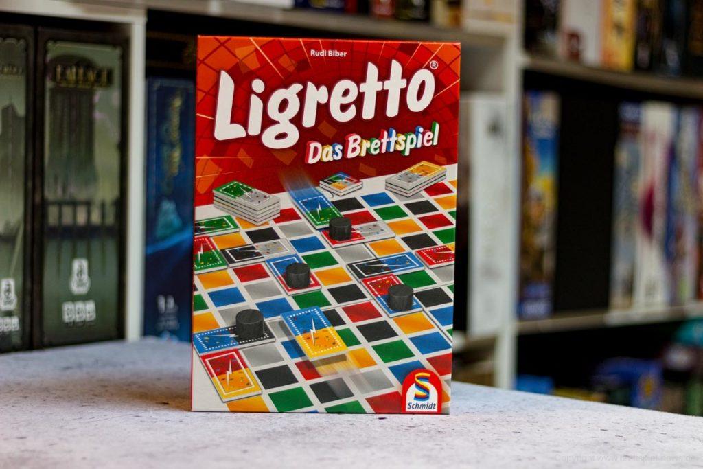 // LIGRETTO - THE BOARD GAME