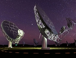 South African Radio Astronomy Laboratory (SARAO)