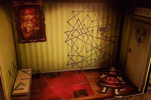 Escape the Room: The Cursed Dollhouse - Room - Photo by Axel Bongaert