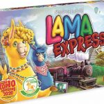 Lama Express – Board Game – Review and Test