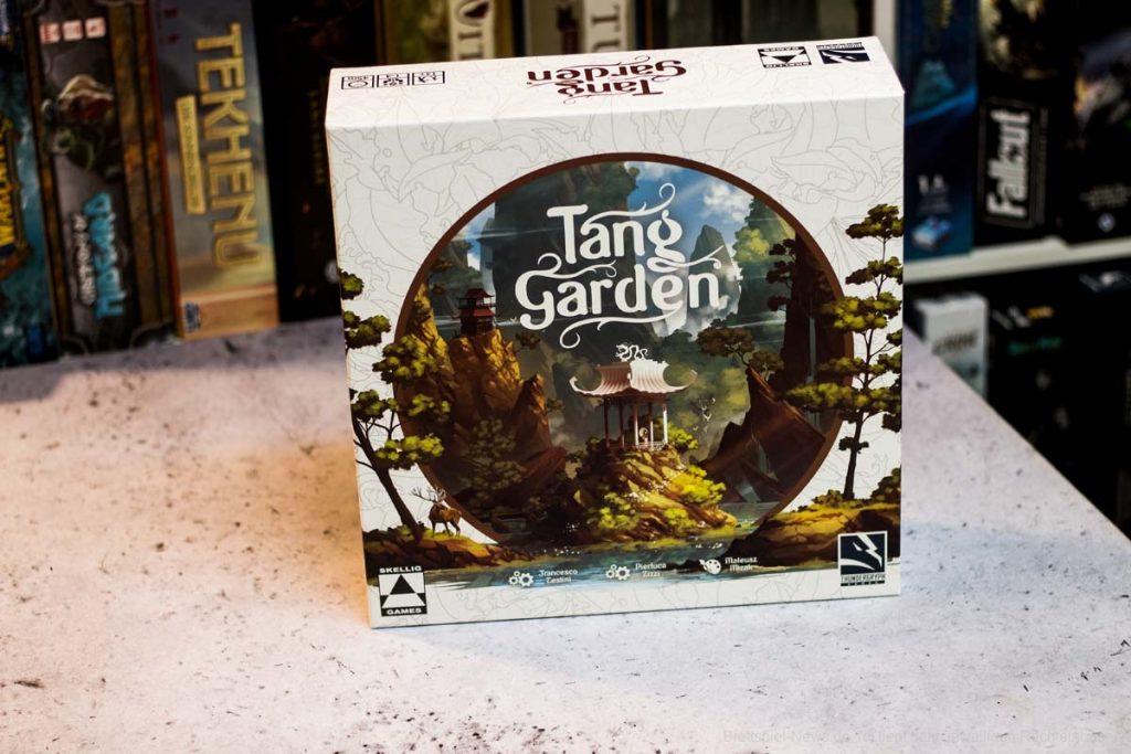 Test // Tang Garden