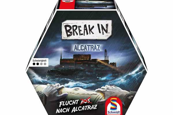 Storming: Alcatraz - Box - Photo by Schmidt Spiel