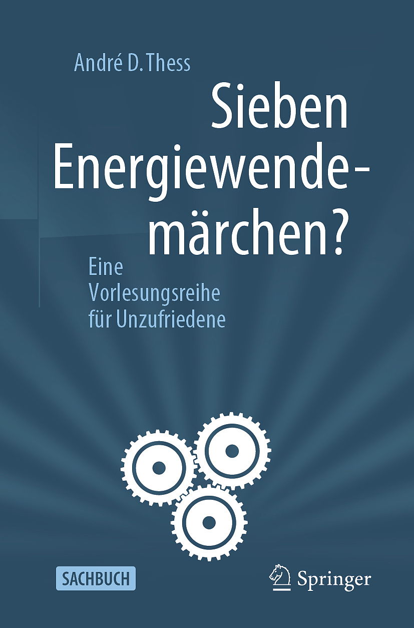 """Review the book """"Seven Stories on the Energy Transition?""""  The spectrum of science"""