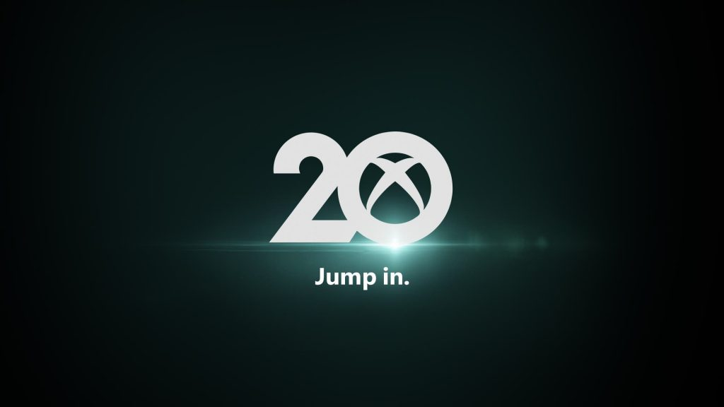 Xbox turns 20 and announces program until November!     Xbox One