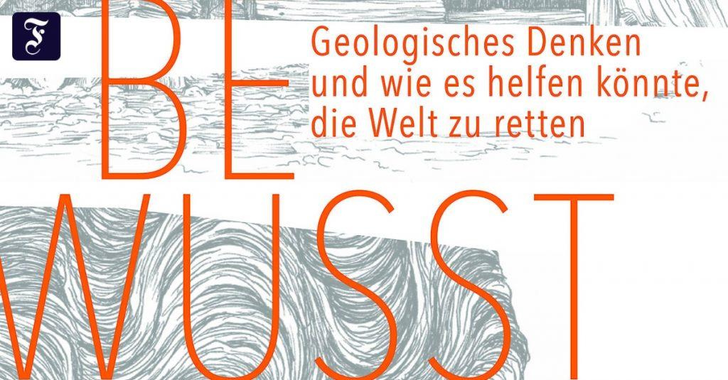 Marcia Bjornerud promotes geology.
