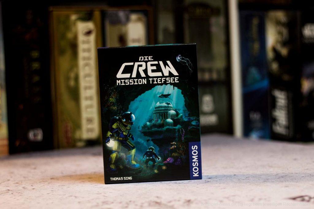 Test // Crew - Deep Sea Mission