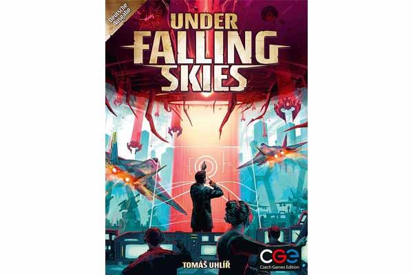 Under Faling Skies - Box - Photo: Blue Bear
