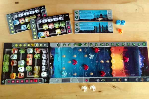Under the Coup Skies - Basic Game - Photo: Steffi Münzer