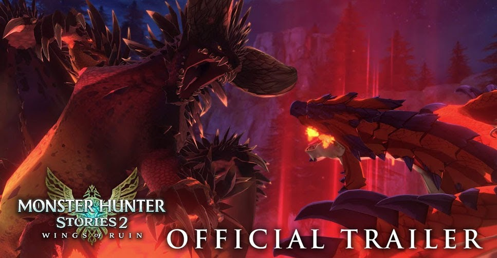 Monster Hunter Stories 2: Wings of Rouin (Switch) gets new trailer and more info
