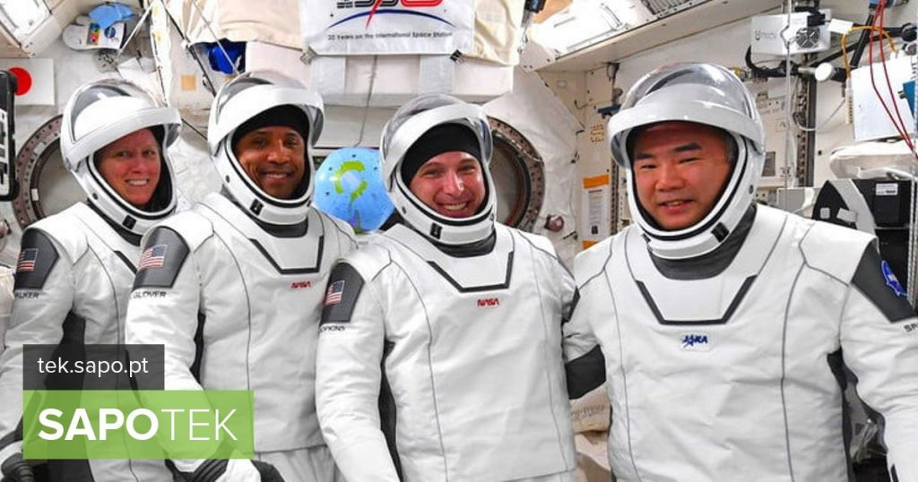 After 167 days at the space station, SpaceX's Crew-1 astronauts have returned to Earth.  View Images and Video - Multimedia
