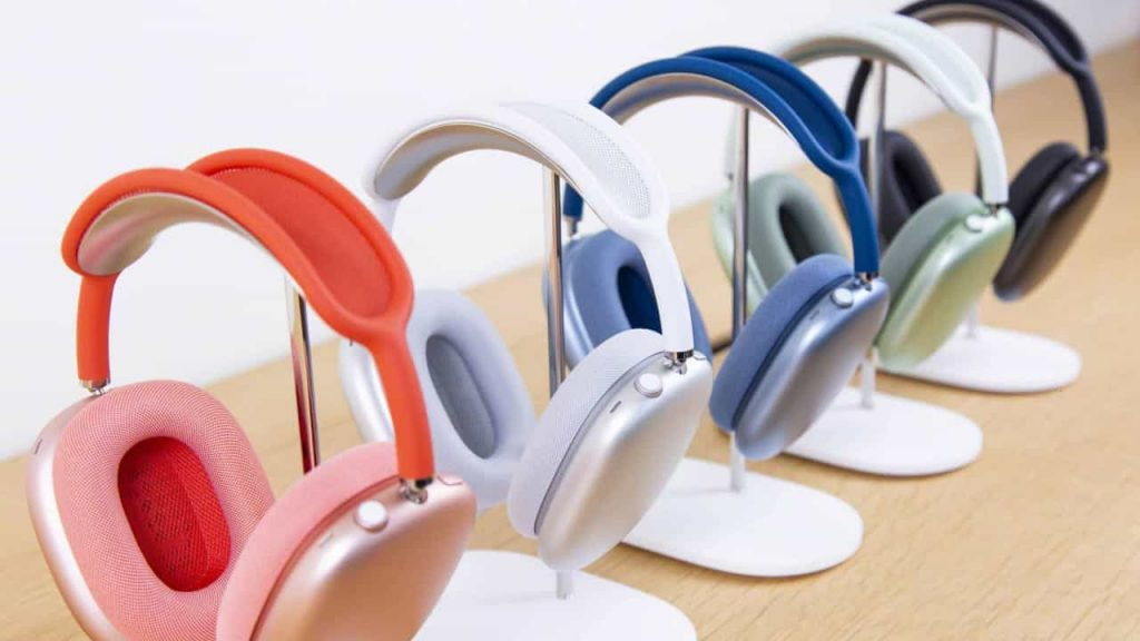 Apple headsets do not support high fidelity music