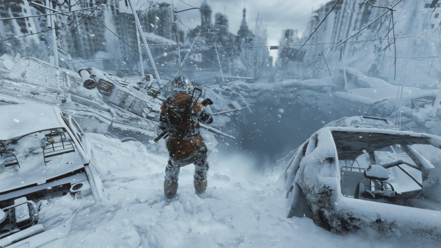 Metro Exodus is the first PC game to support DualSense's haptic feedback