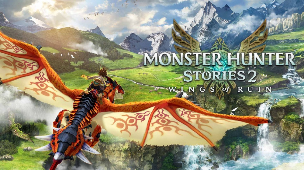 New information (eggs, nests, genes [...]) Revealed for Monster Hunter Stories 2 • Nintendo Link