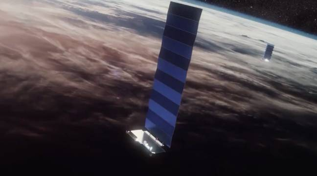 SpaceX's Internet service has already received 500,000 pre-orders