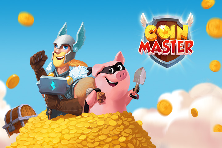 Sunday, May 16, 2021 Coin Master Free Loops and Coins - Break Flip