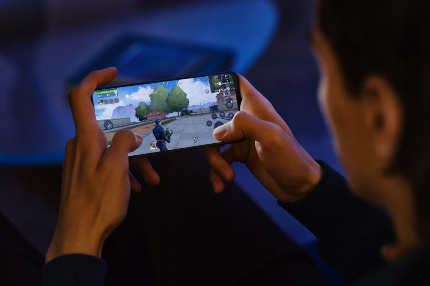 Oppo A94 Gaming