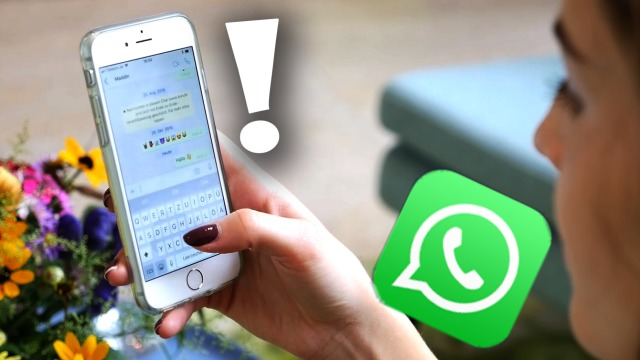 WhatsApp users should be careful: this nasty scam puts your smartphone at risk