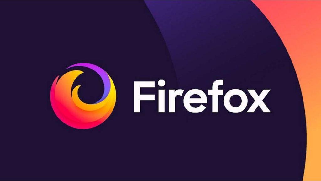 Firefox Mozilla browser interface Proton