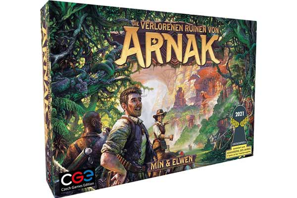 The Lost Ruins of Arnak - The Box - Photograph by Heidelbar