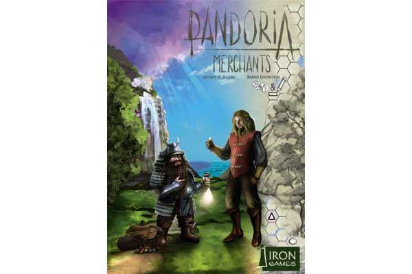 Pandoria Traders - Box - Photograph by Irongames