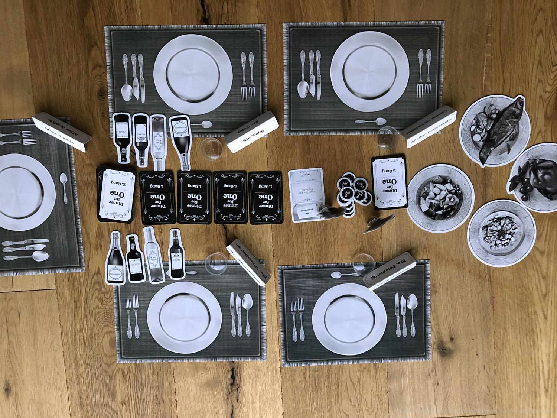 Dinner for one 110