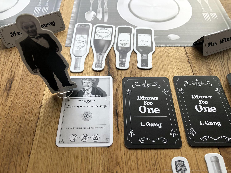 Dinner for one 101