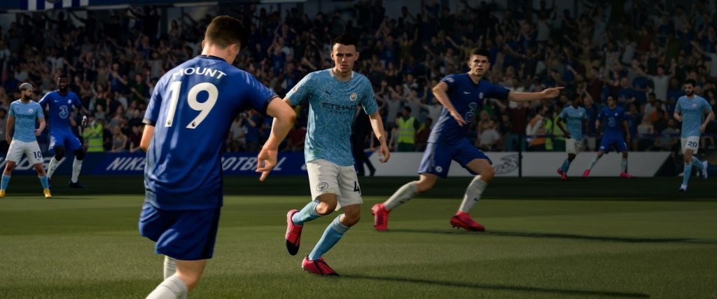 780 GB of stolen data, including FIFA 21 source code