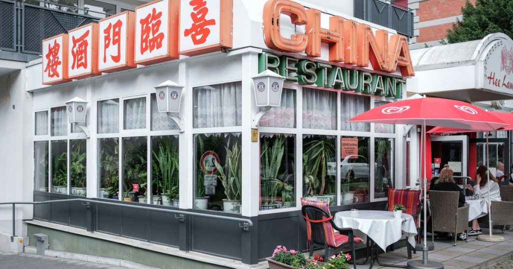 Steglitz has one of the best Chinese restaurants in Berlin