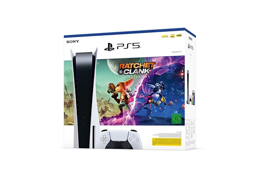 Ratchet & Clank Edition is as rare as the regular PS5