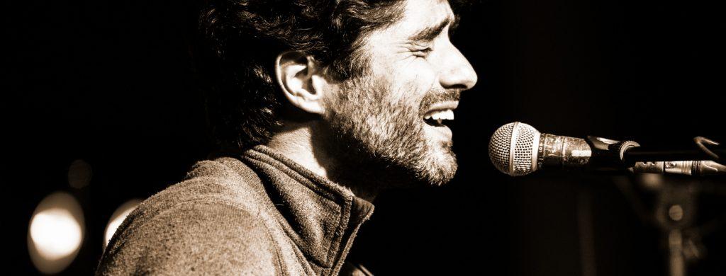 Gabriele Muscolino, Singer/Songwriter, Cantautore und Poet aus Bozen.