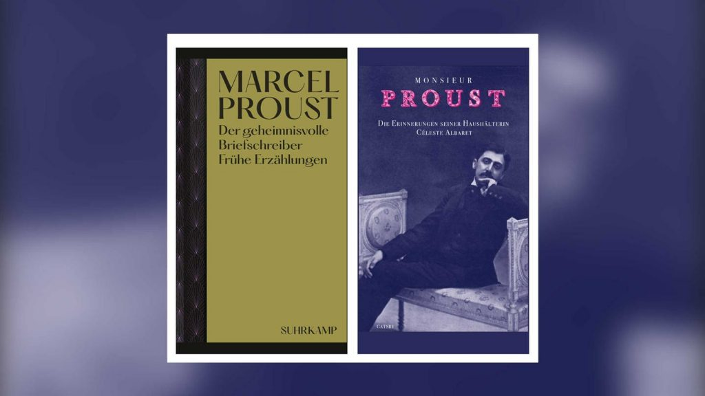 Happy 150th birthday to Marcel Proust