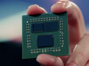 AMD 3D V-cache technology