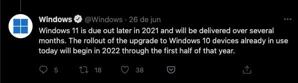 Windows 11 CPU