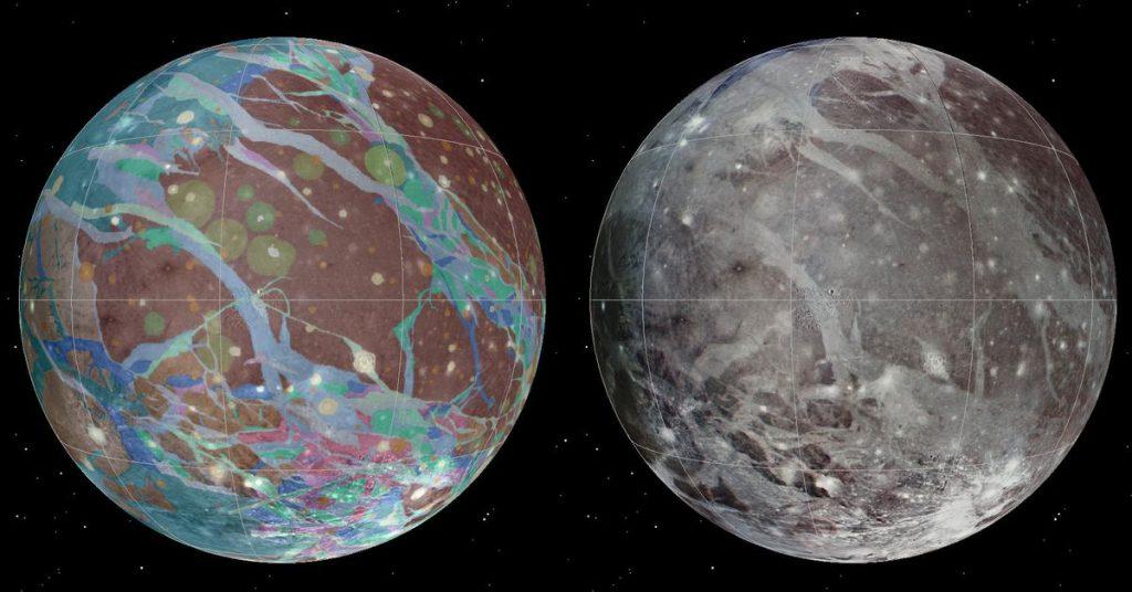 NASA's Juno probe approaches Jupiter's moon Canyon on Monday
