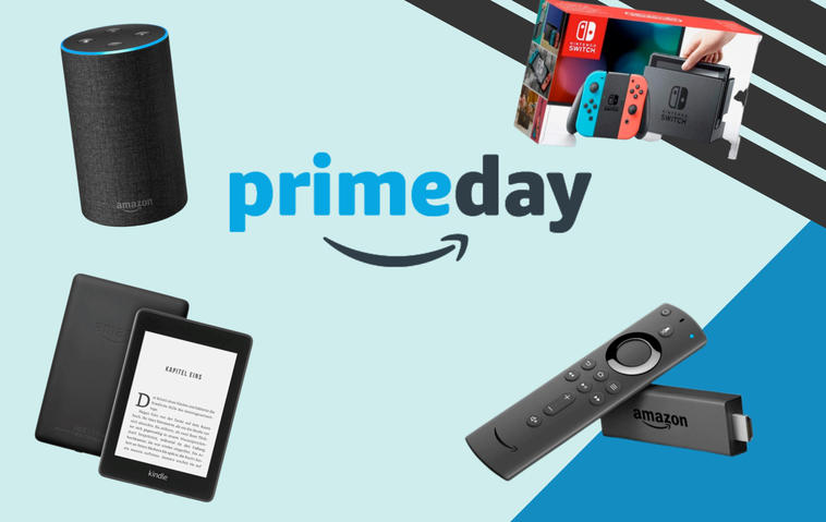 Prime Day 2021 - Dated June!