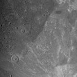 The first pictures of Canmeid taken by the Juno investigation