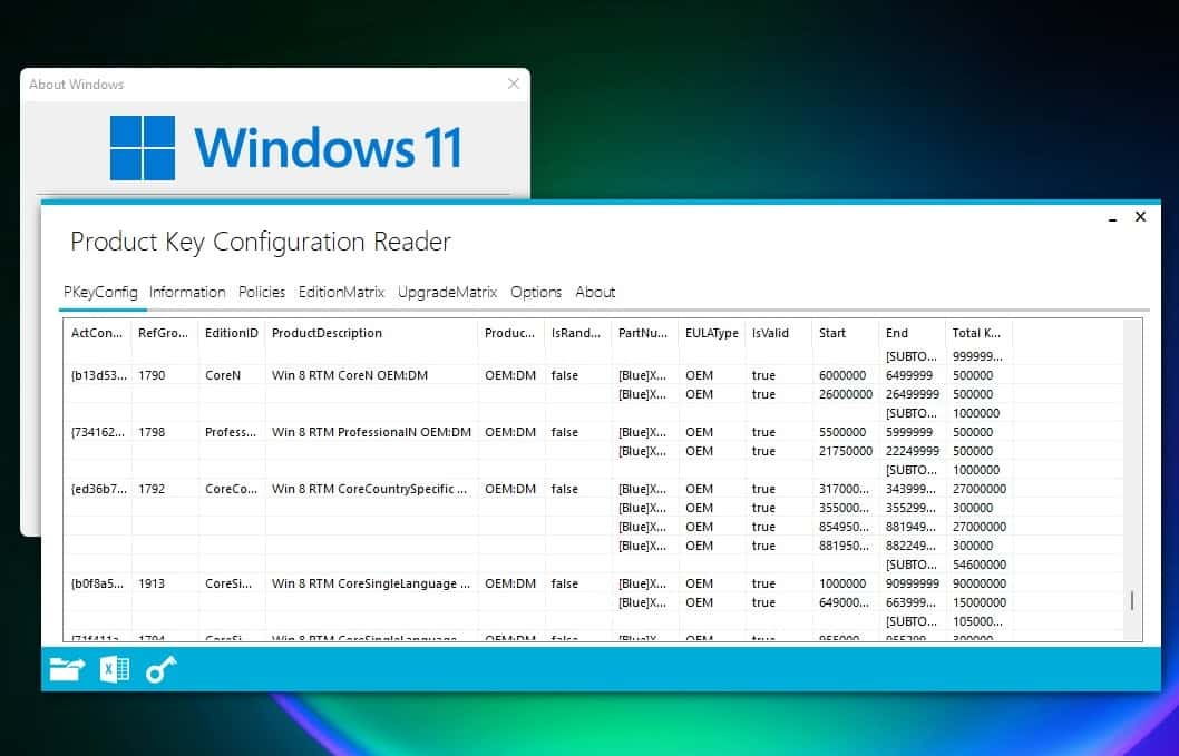 Free update for Windows 11