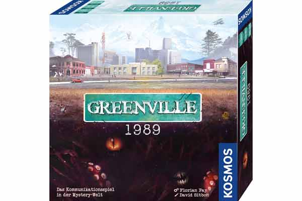 Greenville 1989 - Box - Photograph by Cosmos