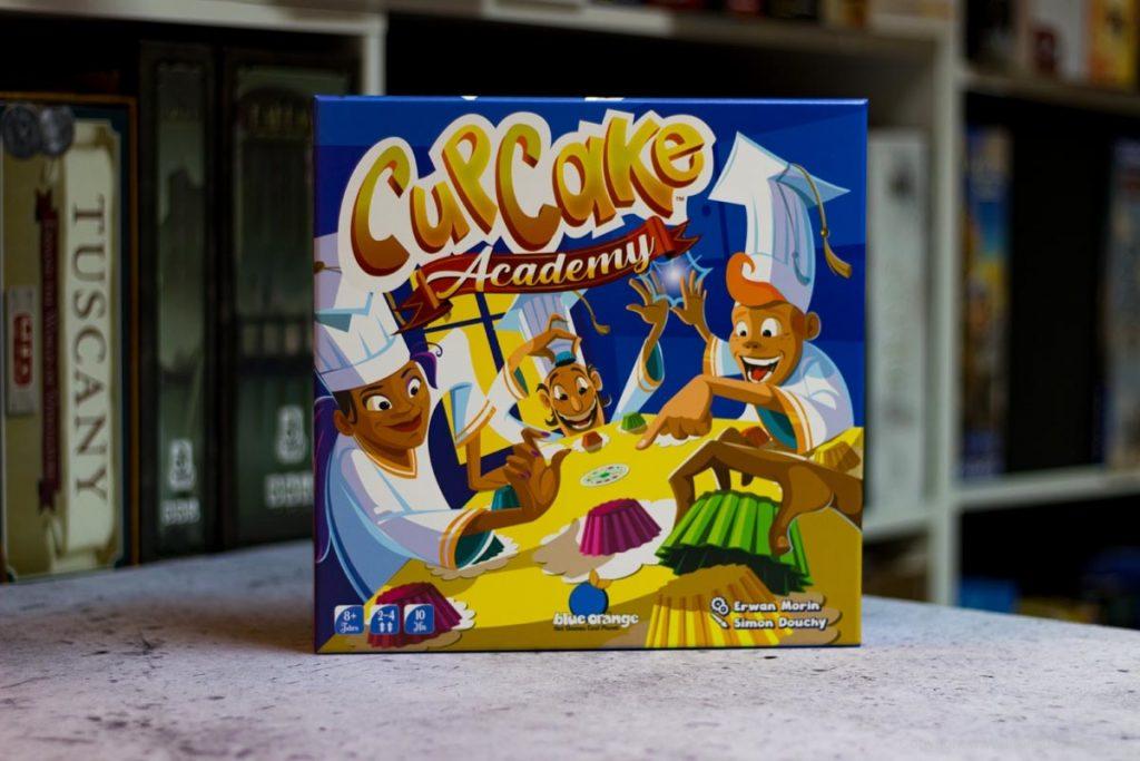 Test // Cupcake Academy