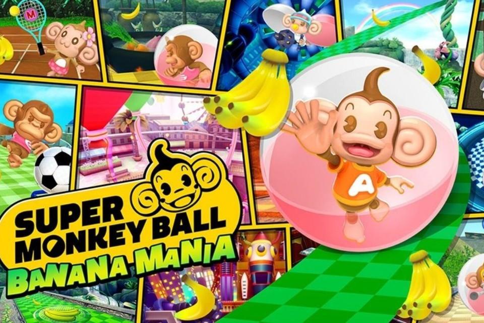 Imagem de: Super Monkey Ball Banana Mania ganha novo trailer e imagens